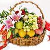 Giỏ Trái Cây & Hoa