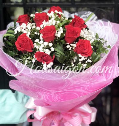 hoa sinh nhat 25